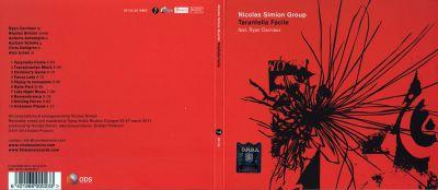 Nicolas Simion Group: Tarantella Facile