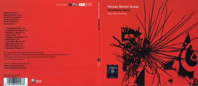 Nicolas Simion Group: Tarantella Facile