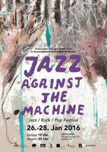 Jazz Against the Machine
