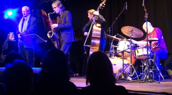 Jazz-Legenden: Richie Beirach & Adam Nussbaum
