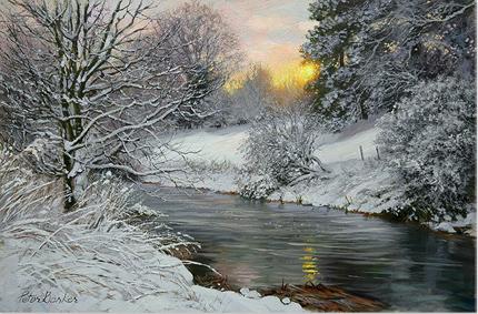 Peter Barker Artist All Art Original Oil Paintings