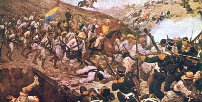batalla de boyaca, historia, colombia