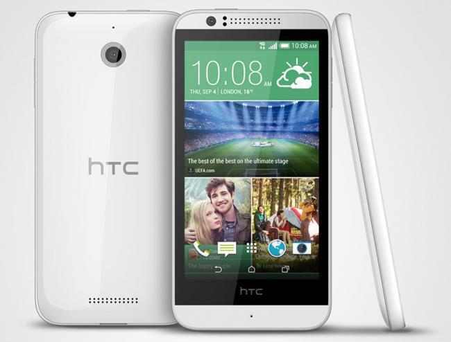 HTC desire 510 android 64 bit 1 El HTC Desire 510 es el primer smartphone Android de 64 bits