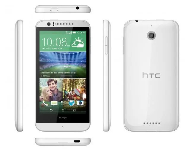 HTC desire 510 android 64 bit 2 El HTC Desire 510 es el primer smartphone Android de 64 bits
