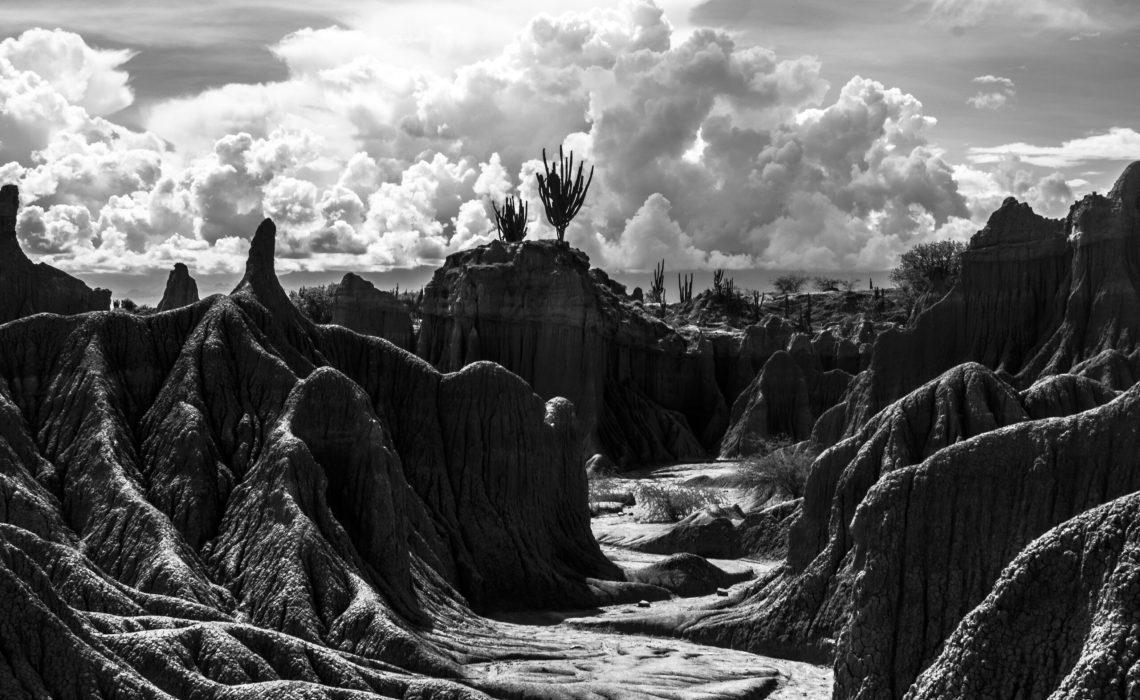 THE TATACOA DESERT
