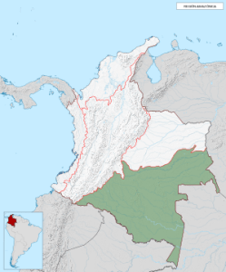 Amazon Region of Colombia