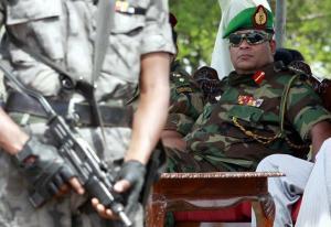 General Silva in trouble