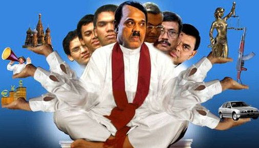 85 percent says Rajapaksa family is corrupt