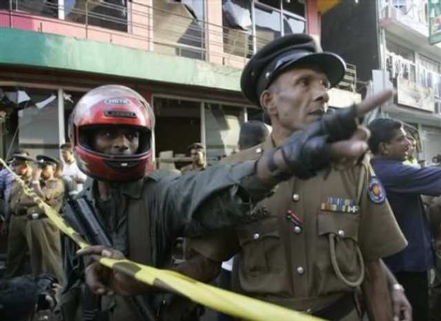 Army Police colombo telegraph