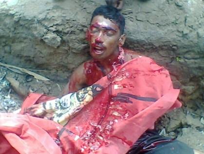 Sri Lanka execution video: evidence of war crimes