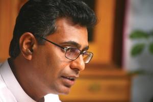 Minister Champika Ranawaka