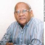 Prof A D V de S Indraratna