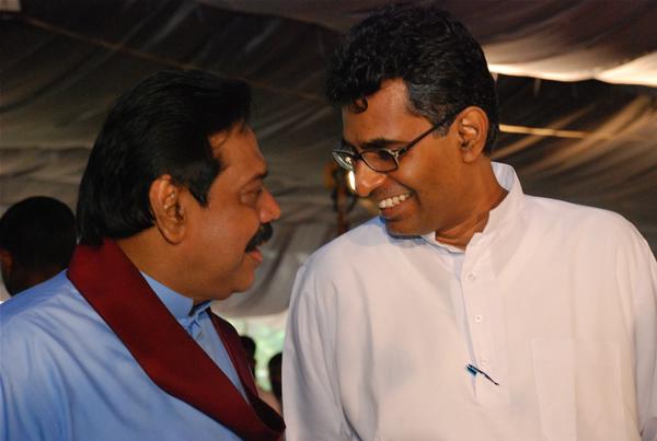 Mahinda And Champika