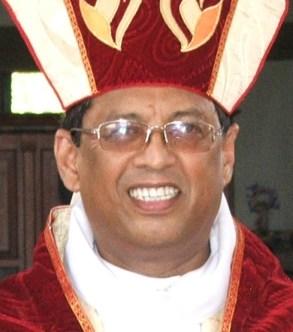 Rt. Revd  Dhiloraj Canagasabey
