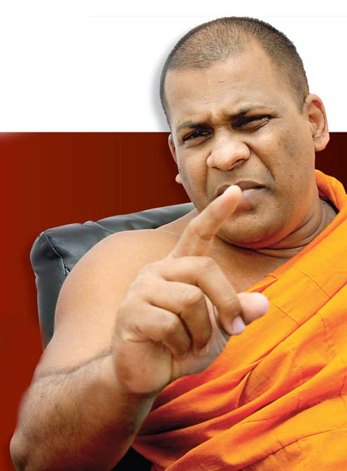 BBS Gnanasara Threatens To 'Split The Ear' Of Journalist C A