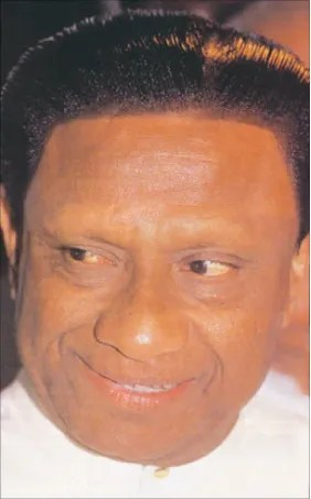 Late President R. Premadasa