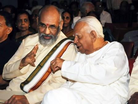 Wigneswaran and Sambanthan