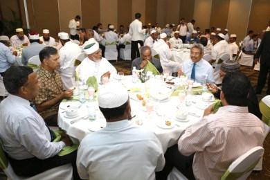 Gota meets Muslims | File photo