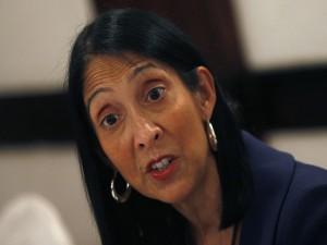 US Ambassador Michele Sison