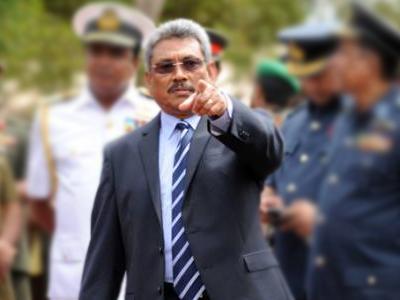 Secretary MOD Gotabaya Rajapaksa