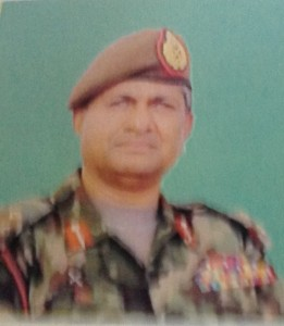 Major General Lal Perera