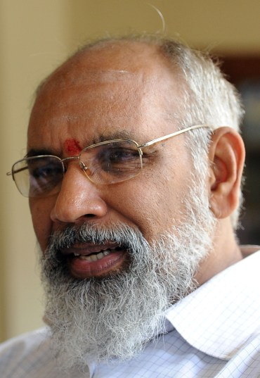 C.V. Wigneswaran - Northern Chief