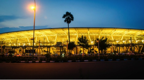 Chennai International Airport fully operational from 2013