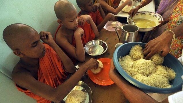 Child Ordination: Positive Aspect – Colombo Telegraph