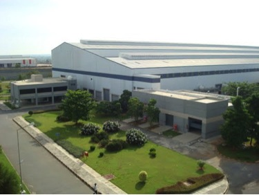 Ashok Leyland Truck Factory At Hosur Tamil Nadu