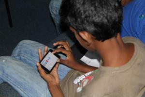 US Social media training