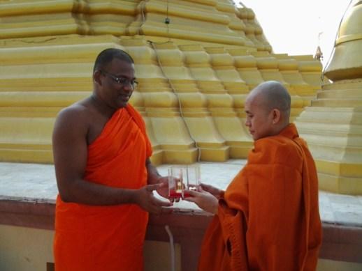 Gnanasara and Wirathu