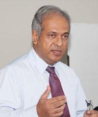 Vice Chancellor Kumara Hirimburegama