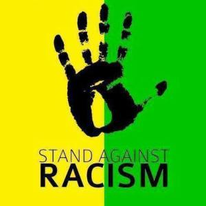 Racism yellow green