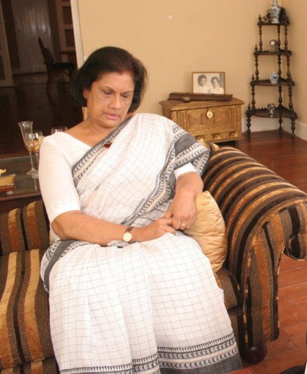 Chandrika | File photo
