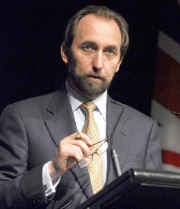 Zeid Ra'ad Al Hussein - The UN HR Chief