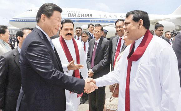 China Buying Up Sri Lanka – Is That True?
