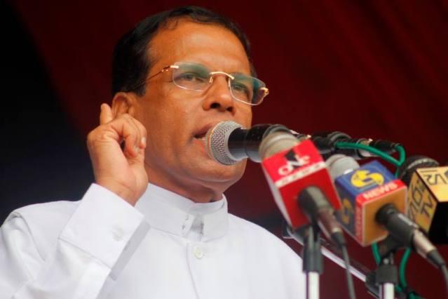 Maithripala Gampola 2014