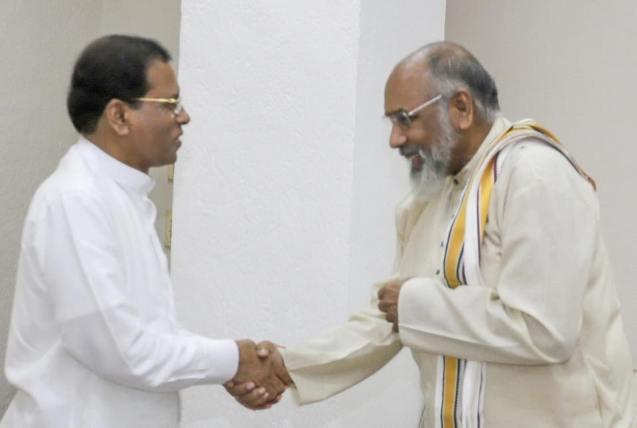 Maithripala Wigneswaran