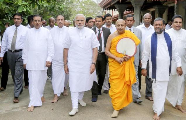 Maithri Modi 2015