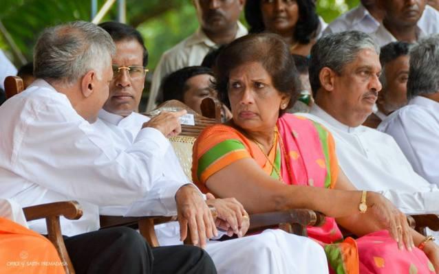 Maithri Ranil Chandrika
