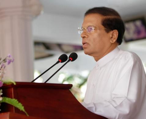 Maithripala 2015 March
