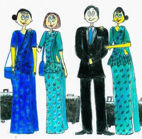 SriLankan airline 1