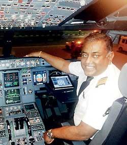 Manager Training & Standards Capt.Themiya Abeywickrama