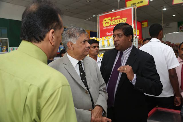 Ravi and Ranil