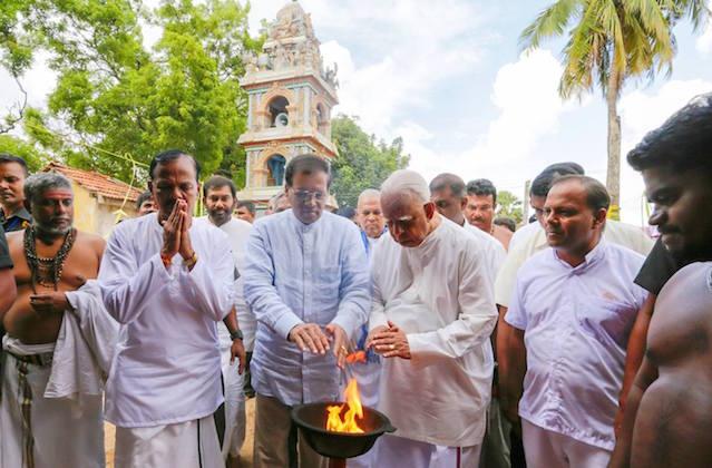 Maithripala Sampanthan