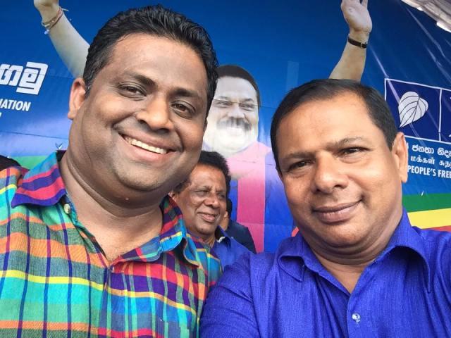 Arundika and Priyankara