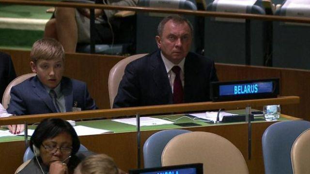 Belarusian President