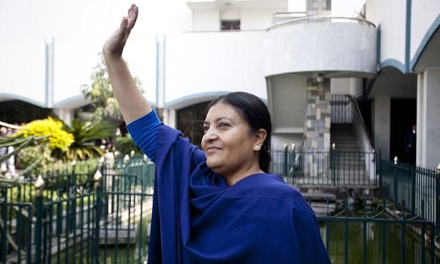 Bidhya Devi Bhandari