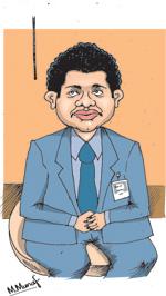 Daham Cartoon Sundat Times