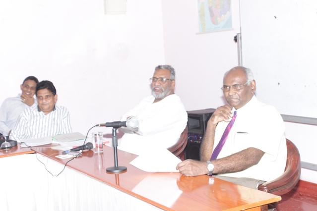 Jaffna Mahinda Deshapriya Hoole